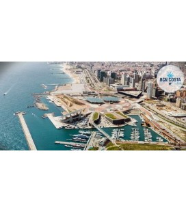 Helicopter experience Bcn Coast Tour