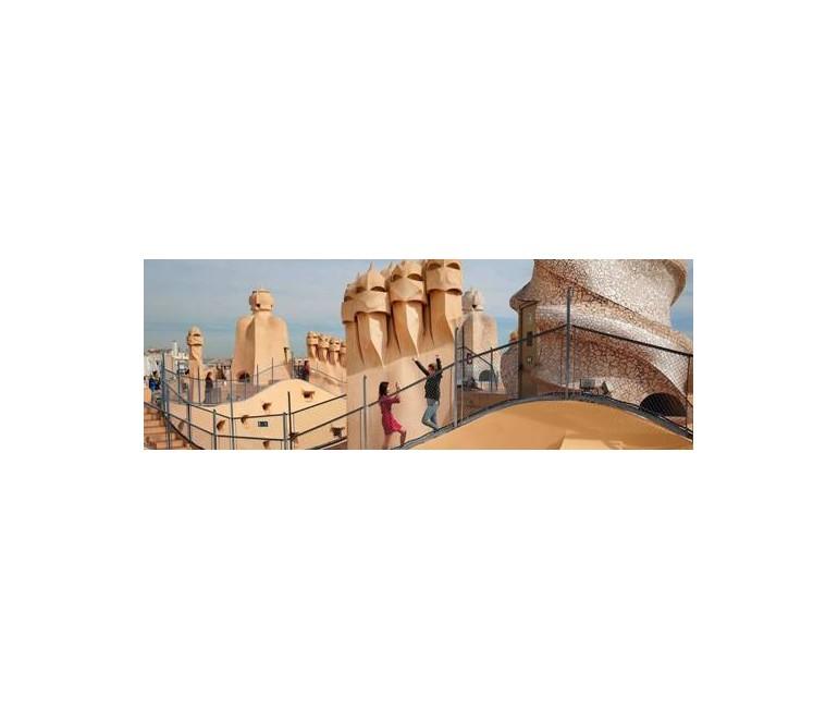 La Pedrera – Casa Milà of Gaudí