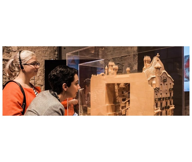 Gaudí Exhibition Center – Skip the line tickets