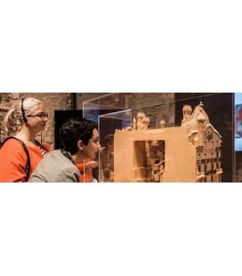 Entrées directes au Centre d'exposition de Gaudi