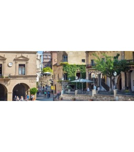 Poble Espanyol a Montjuïc