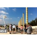 E-bike panoramic Barcelona tour: Mountain to Sea