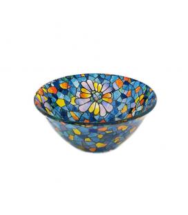 Bowl Sphere Gaudi Vitral