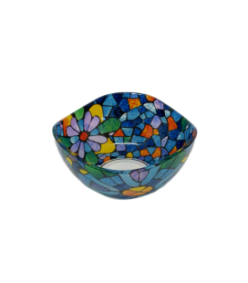 Bowl Tulip Gaudi Vitral