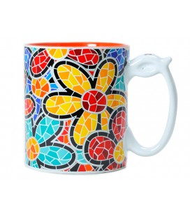 Taza cerámica Primavera Gaudí