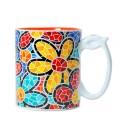Tasse en céramique Printemps Gaudi