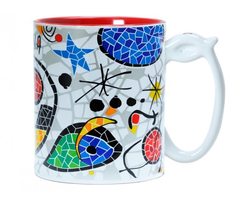 Ceramic Mug Miro Inspiration
