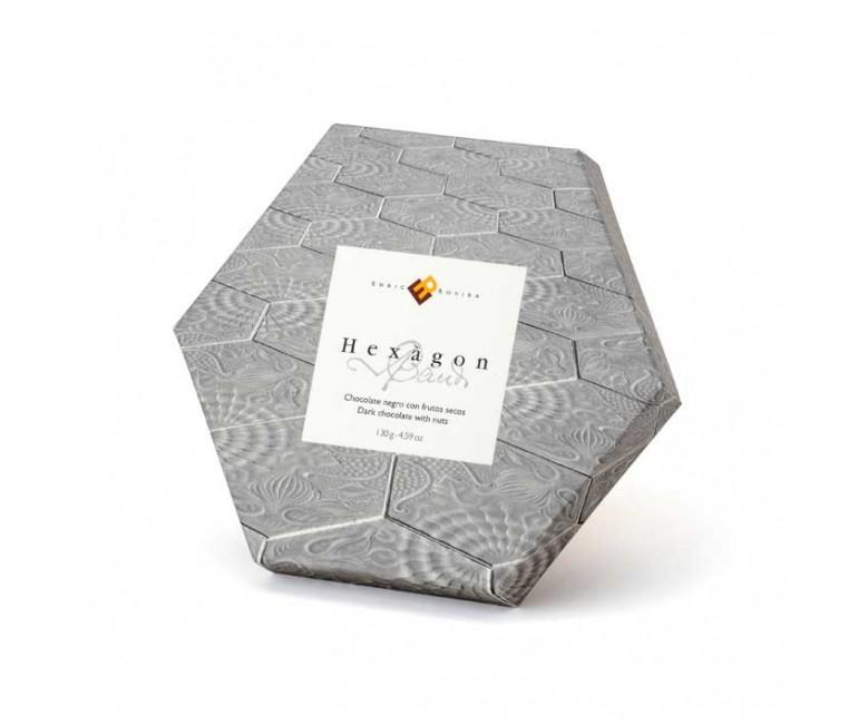 Paving Stone Chocolate Hexagon Gaudi