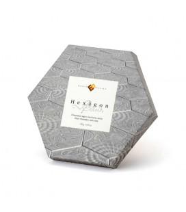 Pavé de chocolat en héxagone Gaudi