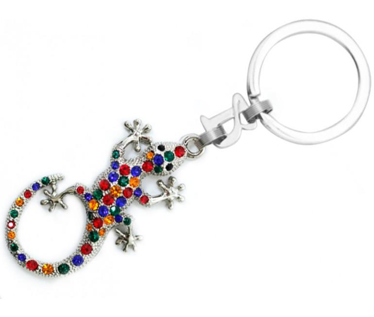 Gaudi Salamander Key Ring