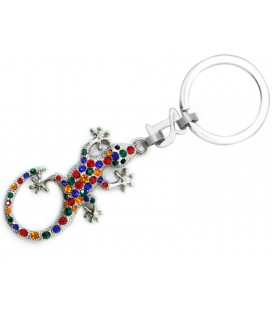 Gaudi Salamander Key Ring