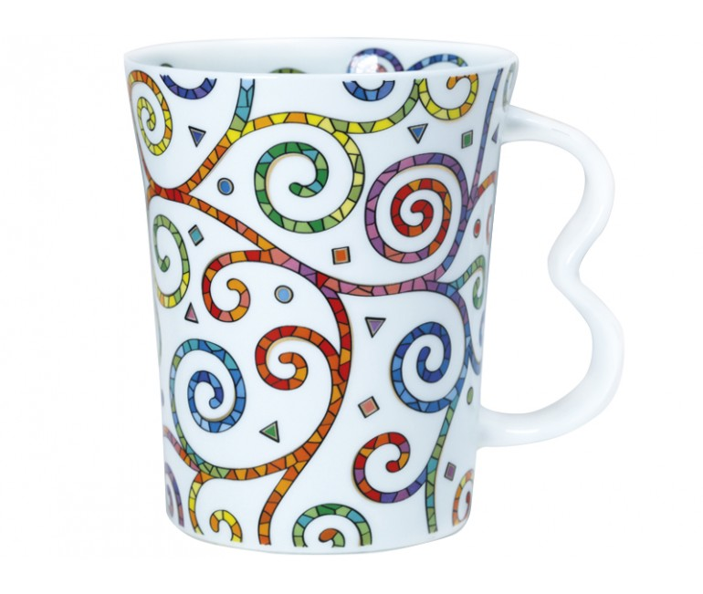 Ceramic Mug Spring Gaudi