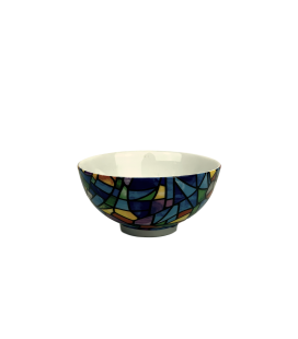 Mini bol cerámica Sagrada Familia