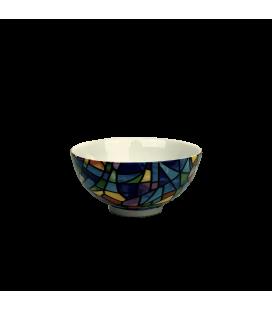 Mini bol en céramique Sagrada Familia