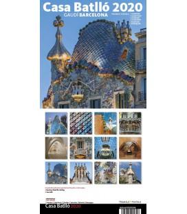 Calendario de pared Barcelona