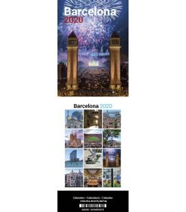Calendari de sobretaula Barcelona