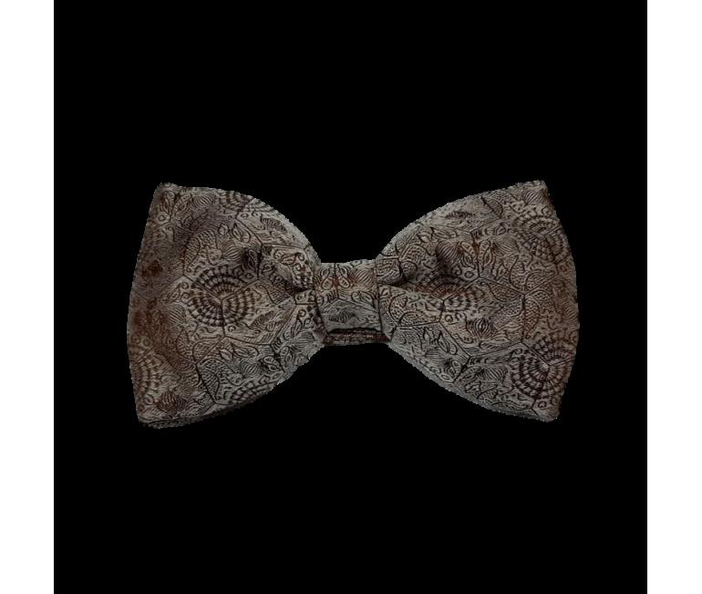 Gaudí Park Guell Silk Bow Tie