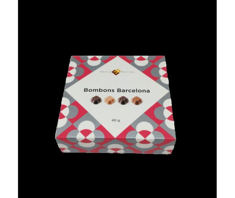 Chocolate Barcelona Bonbons