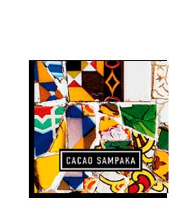 Chocolat Gaudí Mosaïque Venezuela