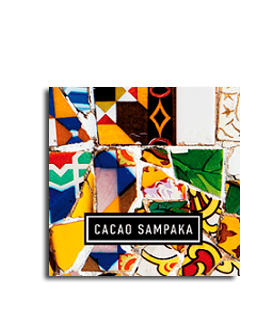 Chocolate Gaudí Mosaico Venezuela