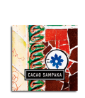 Chocolate Gaudi Mosaic Orange Blossom