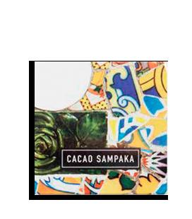 Chocolate Gaudi Mosaic Bergamot