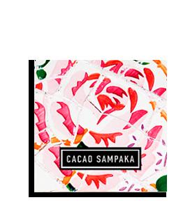Chocolat Gaudí Mosaïque Rose