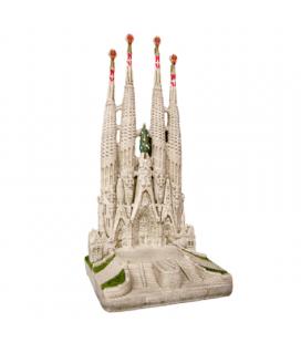 Sagrada Familia de alabastro Gaudí
