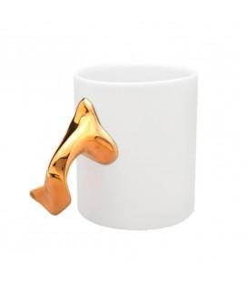 Golden Knob Gaudi Batllo Mug
