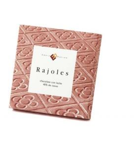 Tableta Chocolate con Leche Rajoles Barcelona