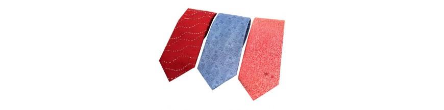Cravates et foulards