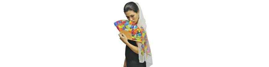 Foulards and Fans