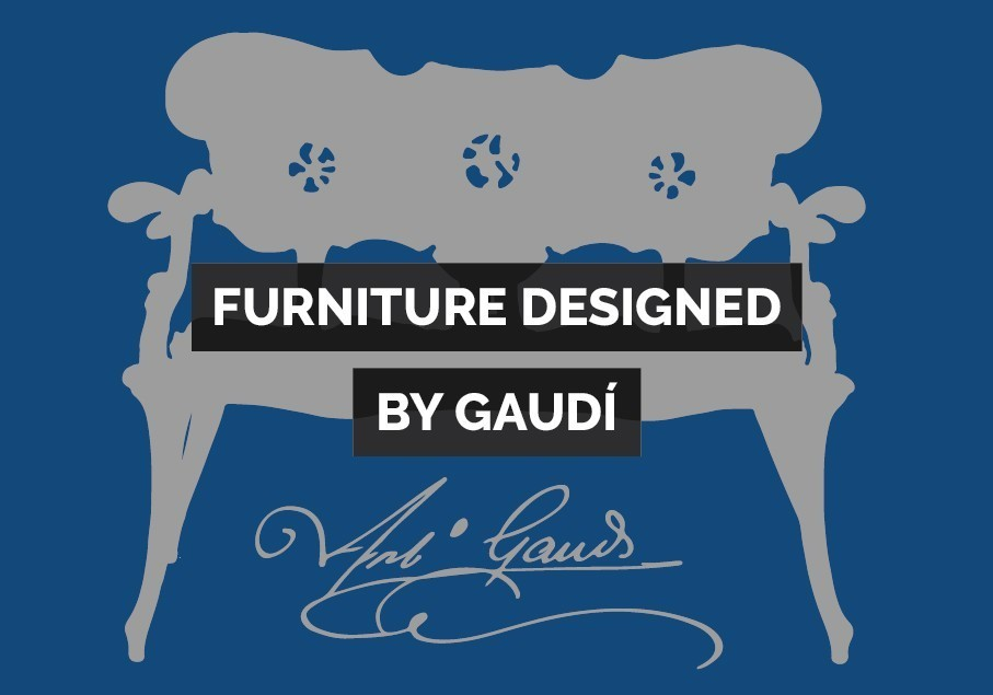 furniture gaudi