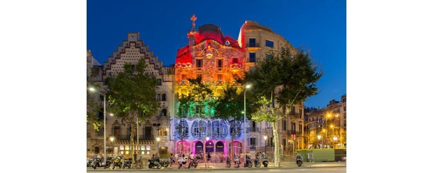 Casa Batlló celebrates LGTBI Pride Day