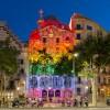 Casa Batlló célèbre la journée des LGTB