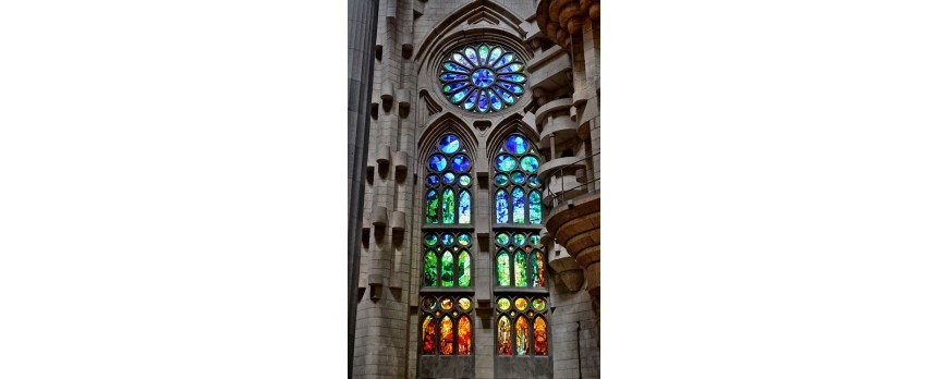 The art of stained glass