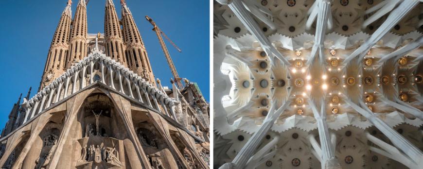 The Sagrada Familia finally gets its construction permit !